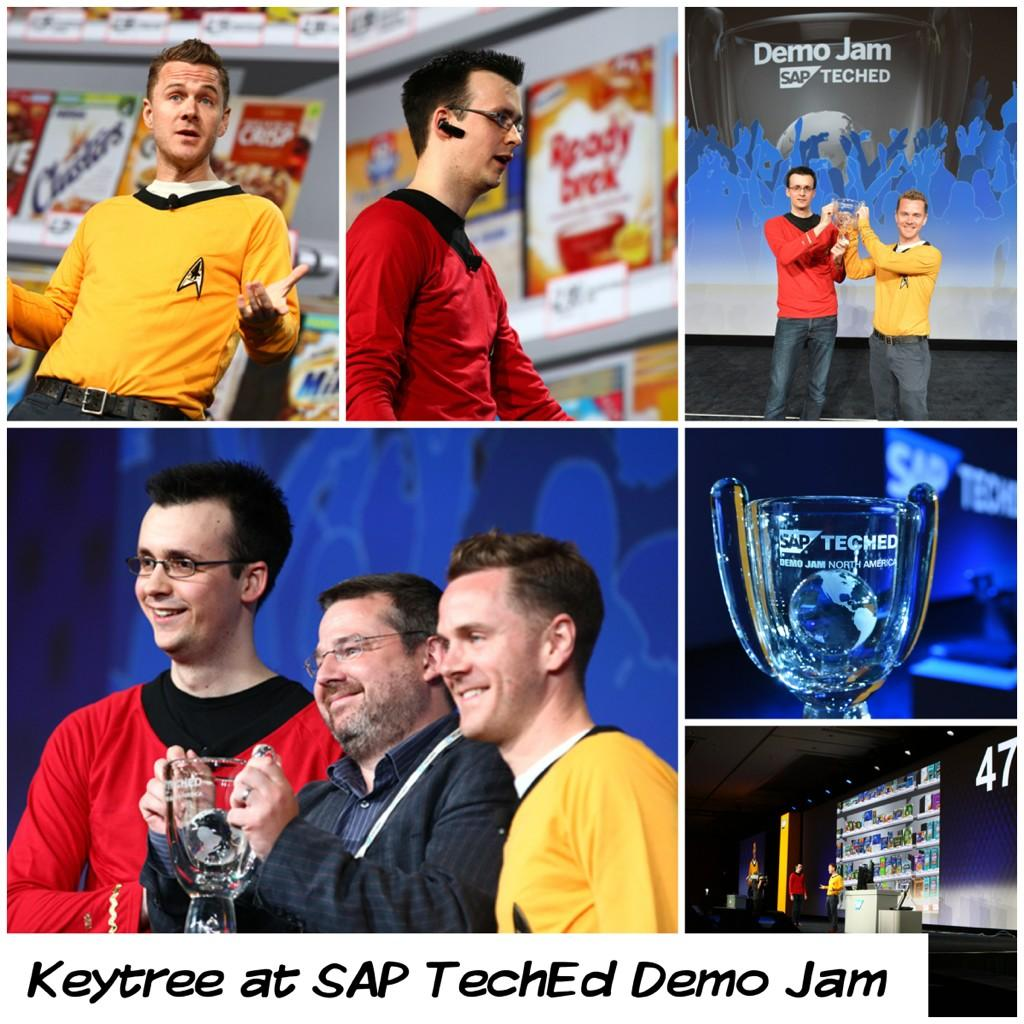 SAP TechEd Demo Jam Store Trek