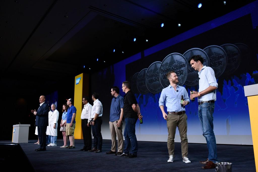 SAP Tech Ed 2015, Las Vegas, USA